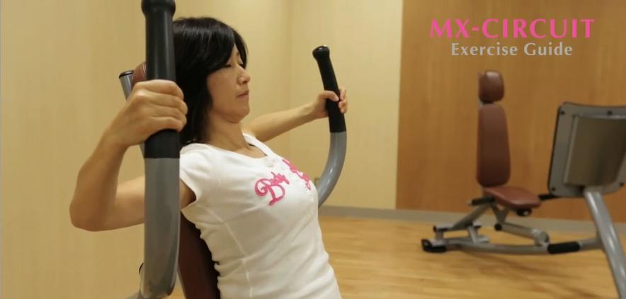 サーキットトレーニング 女性