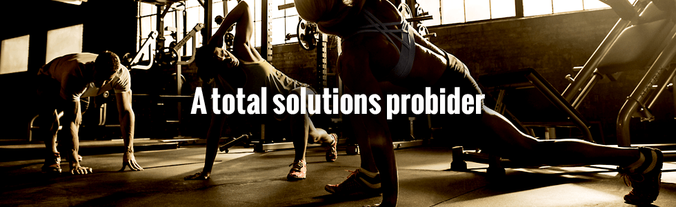 A total solutions probider
