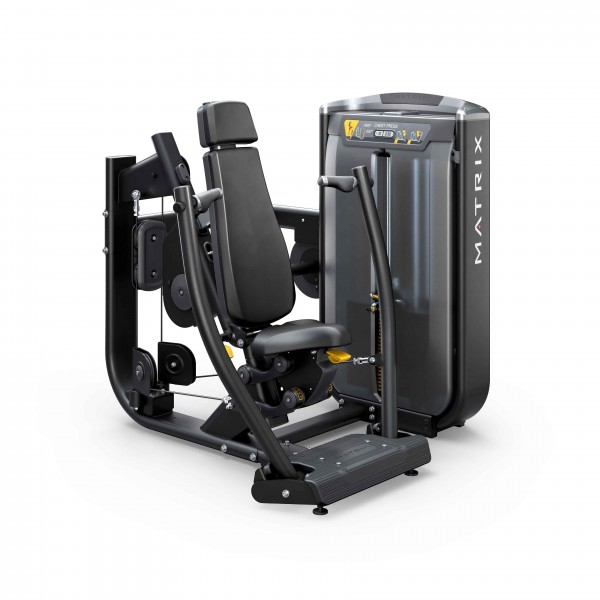 G7-S13-02 converging chest press_Blk Matte_hero_lores