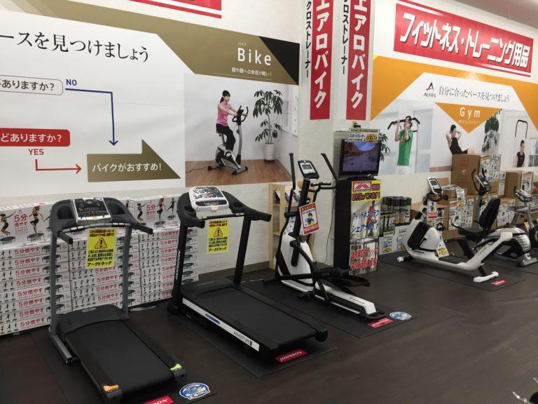 スーパーセンタームサシ新潟店